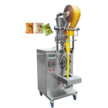 Machine à emballer de granule à voie unique pour le cachetage arrière