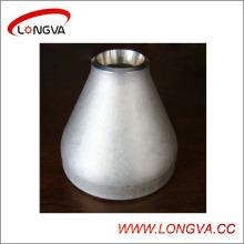 Reductor concéntrico de acero inoxidable 304