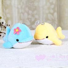 Plüsch Tiny Whale Spielzeug