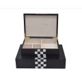Hot Sale Seashell Wooden Jewelry Box for Home Decor