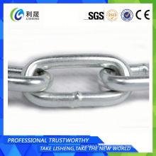 Welded Link Chain By Standard