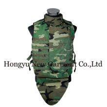Hochleistungs-Tarnung Militärische Körperpanzer (HY-BA001)