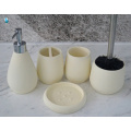 Home or hotel accessories bathroom set wc toilet brush bathroom set for sale