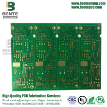 4 Schichten Multilayer PCB FR4 Tg150 1oz