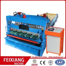 Steel Sheet Metal Glazed Tiles Rolling Machinery