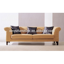 Comfortable fabric cover hotel sofa XYN952
