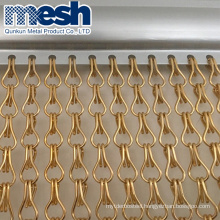 Decorative & Architectural Metal Curtain Chain Link Screen Curtains