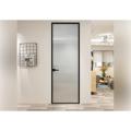 Eiche luxuriöses Holztürschild für Badezimmer