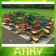 2015 Hot Sell Large Rope Course Adventure                                                                         Quality Choice