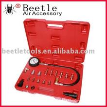 Medidor de presión del cilindro para el kit del camión diesel, probador del coche, detector del coche