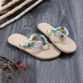 Kvinnors Summer Beach Outdoor Flip Flops