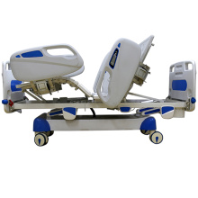 Cama de equipo de hospital manual de ABS