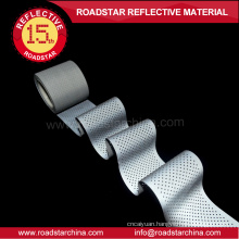 EN471 round holes reflective T/C fabric