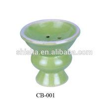 Amy ceramic bowl with lids shisha ceramic bowl