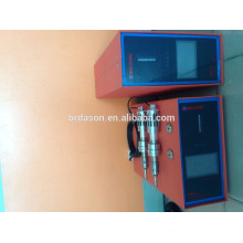 Ultrasonic Sealing and Cutting System for Pyramid Teabag Making Machine