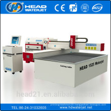 China high speed cnc water jet cutting machine price cement board price