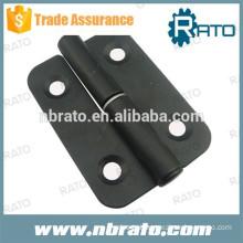 RH-114 black powder stainless steel detachable hinge
