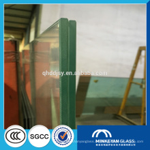 Tipo de vidrio de hoja y cristal transparente gloat Vidrio de ventana técnica