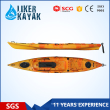 Liker Kayak Sit on Top Single Fishing Kayak Wholesale/Pedal Fishing Kayak