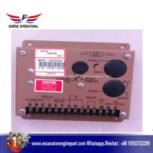 Unidade de Controlador de Velocidade de Peça Sobressalente para Gerador ESD5500E