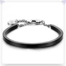 Brazalete de la joyería de la manera de la joyería del acero inoxidable (BR108)