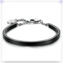 Stainless Steel Jewellery Fashion Jewelry Bangle (BR108)