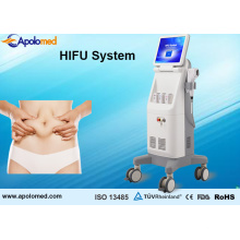 Medizinische ästhetische Hifu Facial Lifting / hohe Intensität konzentrierte Untrasound Hifu