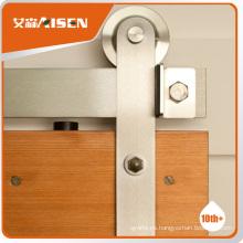 Fábrica de apariencia fina directamente interior corredera accesorios de puerta de metal
