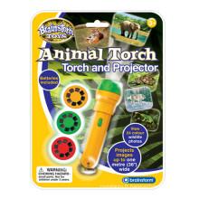 Animal Torch & Projector Jouet éducatif pour enfants