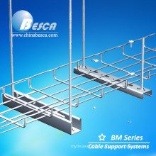 Aluminum Wire Mesh Cable Tray Manufacturer China
