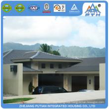 Well design popular comfortable modern prefabricated villa