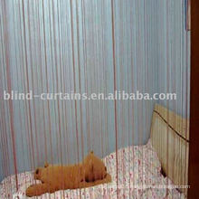 String curtain for bedroom