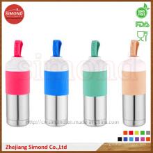 500ml Doppelte isolierte Vakuumflasche mit Griff (SD-8021)