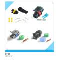 Conector de Pin impermeável elétrico automotivo do cabo 2 da fábrica de China