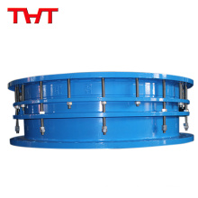 Corrosion resistant stainless steel flange dismantling joint