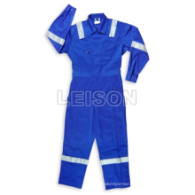 Safety Coverall Adopts 100% Cotton Material