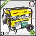 Тигр (Китай) малошумный бензиновый генератор хорошего качества 5 кВт