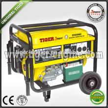 Гидравлический генератор высокого качества EC6500AE 5kw
