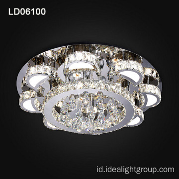 dalam ruangan chandelier dimmable led chandelier lighting