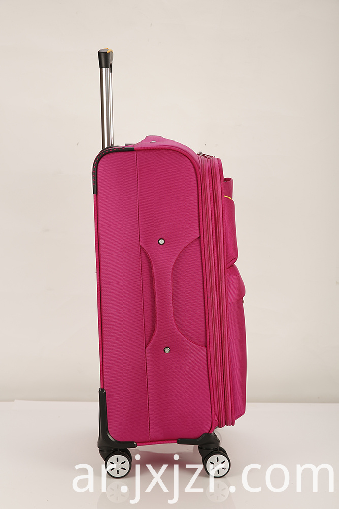 Lightweight Soft Shell Spinner Suitcase Set