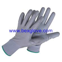 13 Gauge Polyester Liner, U2 Style, PU Glove