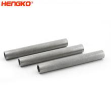 Wholesale acid-proof 10um 50um stainless steel sintered filter capillary tube for  filtartion system