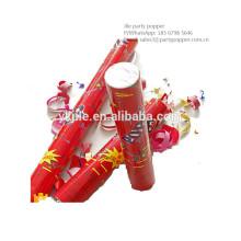 Grand (12 pouces) Canons de confettis Air comprimé Party Poppers intérieur et extérieur sécuritaire parfait pour toute fête Nouvel An