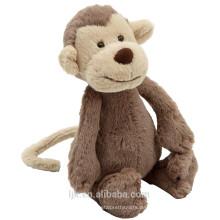 Kundengebundener Entwurfsgroßverkauf angefüllter Affe