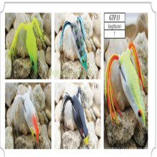 Top Quality Fishing Soft Frog Lure