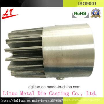 Langlebige Hardware Aluminium Gussteil Kühlkörper Base Pieces