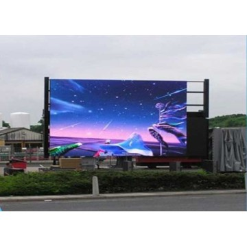 Display LED digitale ad alta risoluzione per esterni
