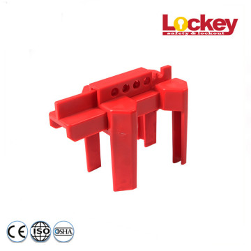 Adjustable Polypropylene Safety Ball Valve Handle Lock