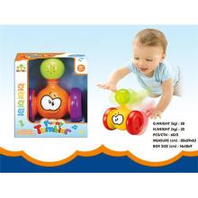 Bebê brinquedo engraçado brinquedo plástico tumbler (h9327004)