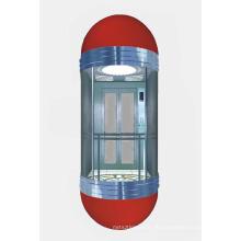 Beobachtung Aufzug mit Kapazität 630kg